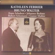Kathleen Ferrier singt Lieder, CD