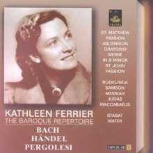 Kathleen Ferrier - The Baroque Repertoire, 2 CDs