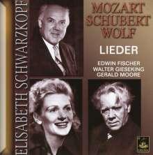 Elisabeth Schwarzkopf singt Lieder, 2 CDs
