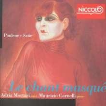 Adria Mortari - Le Chant Masque, CD
