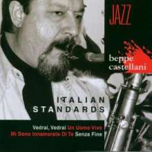 Beppe Castellani: Italian Standards, CD