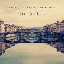 Rita Marcotulli, Peter Erskine & Palle Danielsson: Trio M/E/D: Live 2014, CD