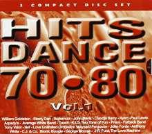 Hits Dance 70 - 80 Vol.1, 3 CDs