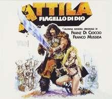 Attila Flagello Di Dio / O.S.T.: Filmmusik: Attila Flagello Didio, CD