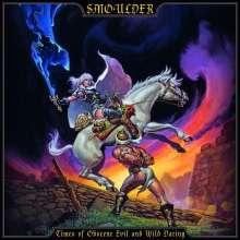 Smoulder: Times Of Obscene Evil And Wild Daring, CD