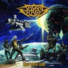 Sacral Rage: Beyond Celestial Echoes, LP