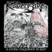 Ravensire: A Stone Engraved In Red, LP