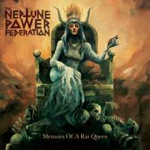 The Neptune Power Federation: Memoirs Of A Rat Queen (Colored Vinyl), LP