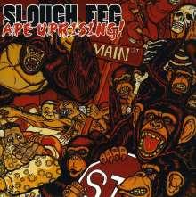 Slough Feg (The Lord Weird Slough Feg): Ape Uprising!, CD