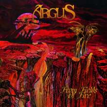 Argus: From Fields Of Fire, CD