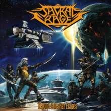 Sacral Rage: Beyond Celestial Echoes, CD