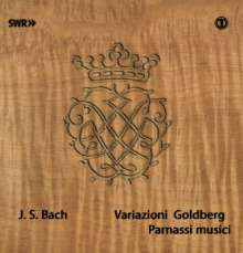 Johann Sebastian Bach (1685-1750): Goldberg-Variationen BWV 988 für Ensemble, CD