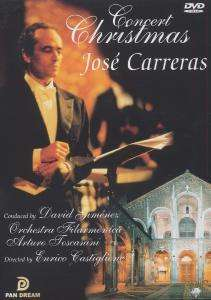 Jose Carreras - Christmas Concert, DVD