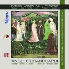 Angelo Branduardi: Futuro Antico VIII, CD