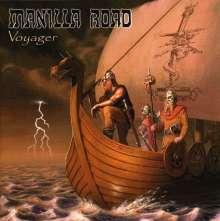 Manilla Road: Voyager, CD