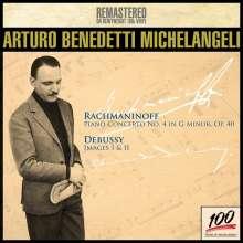 Sergej Rachmaninoff (1873-1943): Klavierkonzert Nr.4 (Remastered / 180g), LP