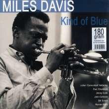Miles Davis (1926-1991): Kind Of Blue (remastered) (180g), LP