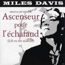 Miles Davis (1926-1991): Ascenseur Pour l'Echafaud (remastered) (180g), LP