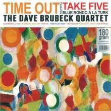 Dave Brubeck (1920-2012): Time Out! (remastered) (180g), LP