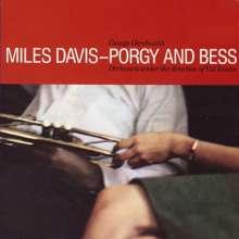Miles Davis (1926-1991): Porgy & Bess (180g), LP