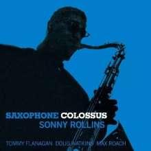 Sonny Rollins (geb. 1930): Saxophone Colossus (remastered) (180g), LP