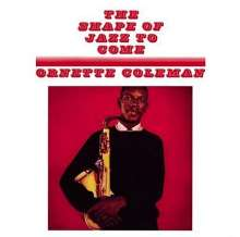 Ornette Coleman (1930-2015): The Shape Of Jazz To Come (180g), LP