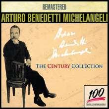 Arturo Benedetti Michelangeli - The Century Collection, 5 CDs