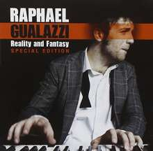 Raphael Gualazzi: Reality And Fantasy (Special Edition), CD
