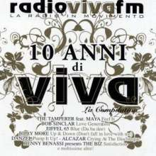 10 Years Of Viva FM, CD