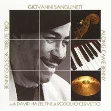 Giovanni Sanguineti (geb. 1974): Benny Golson Tribute Trio, CD
