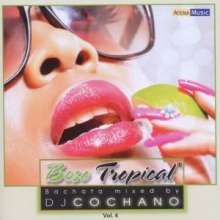 Beso Tropical Vol.4, CD