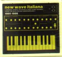 New Wave Italiana, 2 CDs