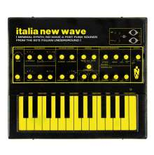 Italia New Wave: Minimal Synth, No Wave, & Post Punk Sounds From The '80s Italian Underground, LP