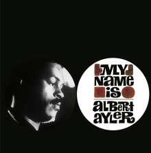 Albert Ayler (1936-1970): My Name Is Albert Ayler, LP