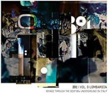 391 Volume 9: Lombardia Voyage Through The Deep '80s Underground, 2 CDs