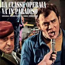 Ennio Morricone (1928-2020): Filmmusik: La Classe Operaia Va In Paradiso, LP