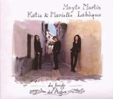 Mayte Martin - De Fuego Y De Agua, CD