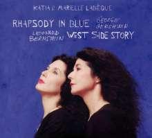 Katia & Marielle Labeque, Klavier, CD