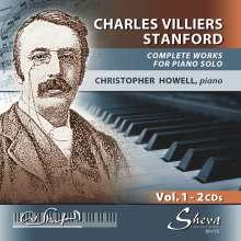 Charles Villiers Stanford (1852-1924): Sämtliche Klavierwerke Vol.1, 2 CDs