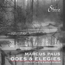 """Marcus Paus (geb. 1979): Concertino für Flöte & Orchester """"A Portrait of Zhou"""", CD"""