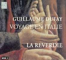 Guillaume Dufay (1400-1474): Geistliche Musik, CD