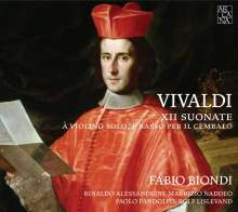 Antonio Vivaldi (1678-1741): Sonaten für Violine & Bc, 2 CDs