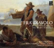 Fra Diavolo - La Musica nelle Strade del Regno di Napoli, CD