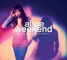 Alice: Weekend, CD