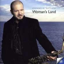 Stefano Di Battista (geb. 1968): Woman'S Land, CD