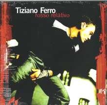 Tiziano Ferro: Rosso Relativo, LP