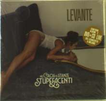 Levante: Nel Caos Di Stanze Stupefacenti, 2 CDs und 1 DVD