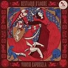 Vinicio Capossela: Bestiario D'Amore -Ep-, CD