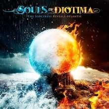 Souls Of Diotima: The Sorceress Reveals - Atlantis, CD