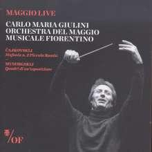 Carlo Maria Giulini & Orchestra del Maggio Musicale Fiorentino, CD